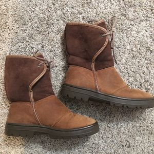 UGG Brown Boots Size 6